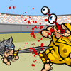 Fighting games - Gladiator 1